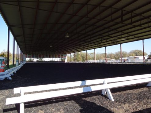 Horse Boarding in Austin, Texas