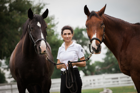 Daemie Kennedy, Austin Dressage Instructor and Trainer