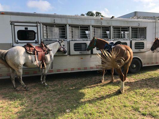 Trail Rides Austin Texas