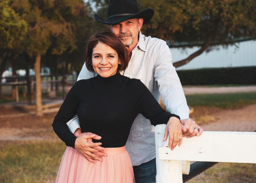 Silvia & Jack Speyer, Owners of White Fences Equestrian Center