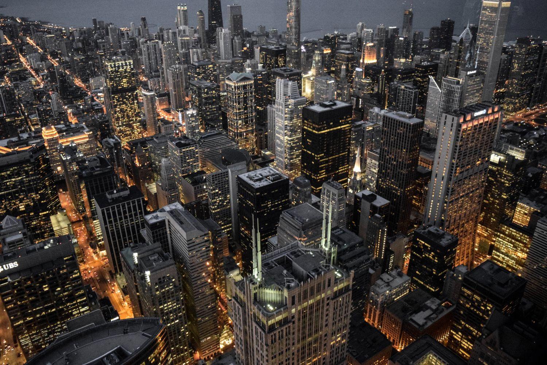 CHICAGO & NEW YORK CITY
