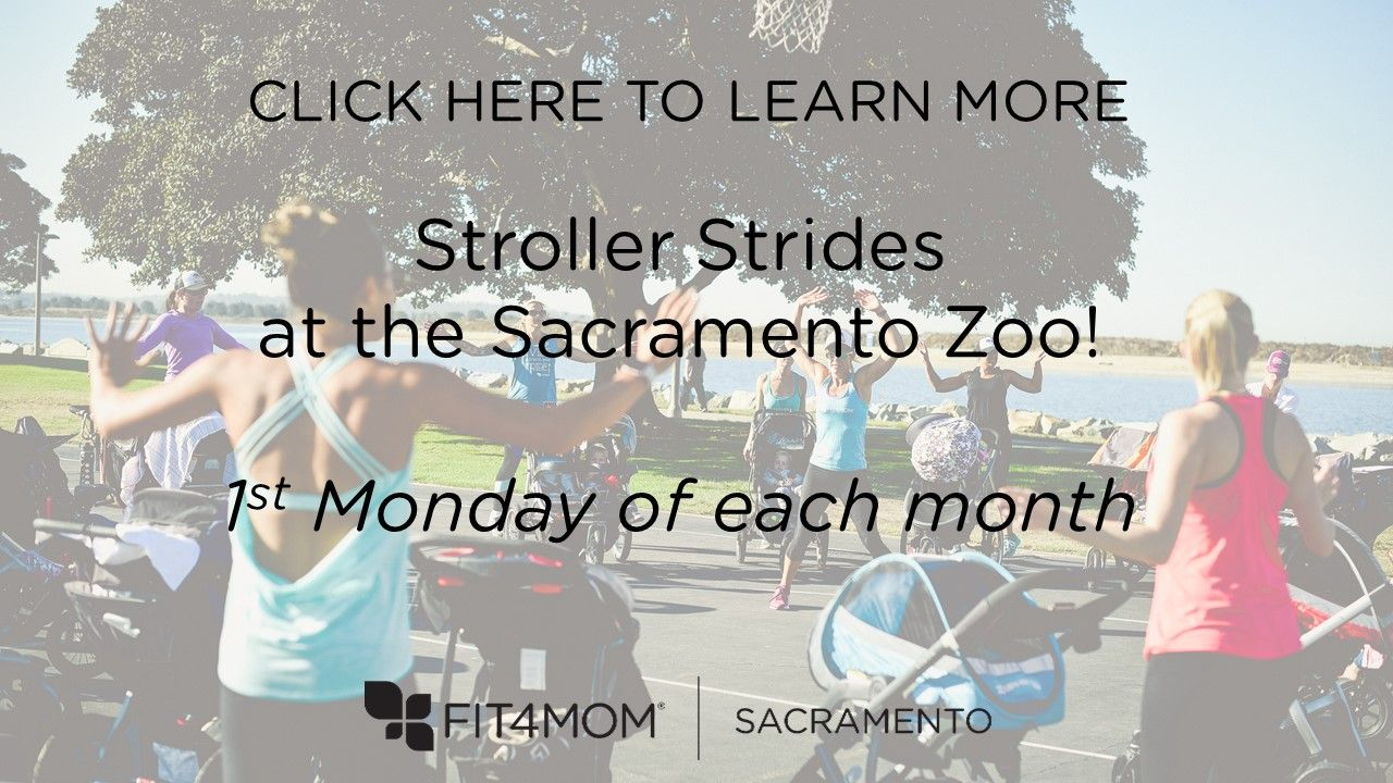 mommy and me workout, stroller fitness, mama fitness, baby and mama fitness sacramento east sac land park arden park east portal mckinley park