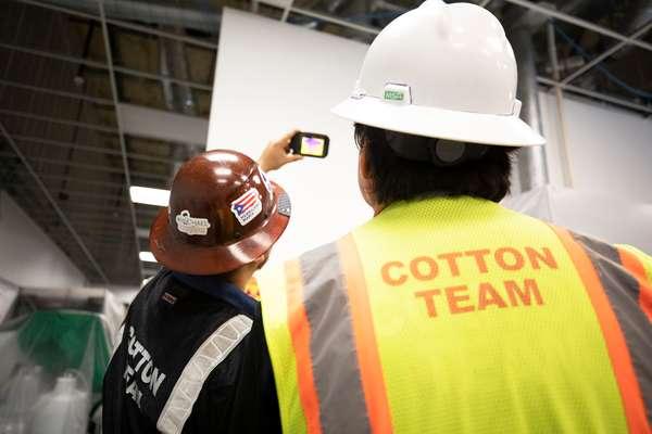 Cotton GDS Environmental Response Services
