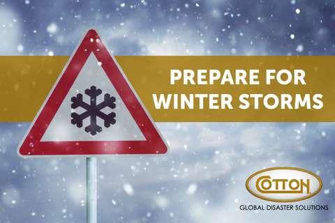 Cotton GDS: Prepare for Winter Storms