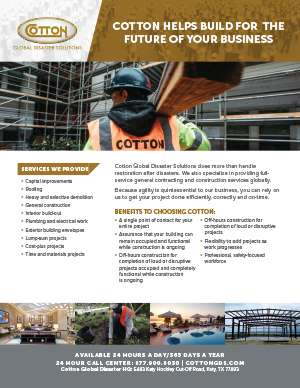 Commercial Roofing and General Contractor