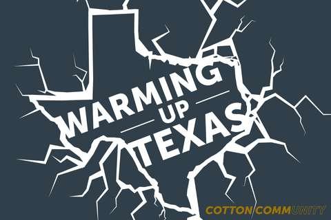 WARMING UP TEXAS