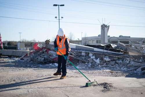 Cotton GDS severe storm damage repair and restoration team