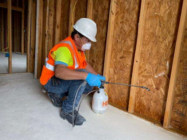 Cotton GDS commercial disaster solutions  team removing mold  in College Station, TX