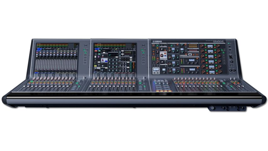 The Rivage PM7 Digital Mixing Console is available through Hollywood Sound Systems