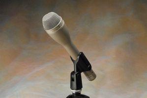 SHURE SM61 omni dynamic microphone.JPG