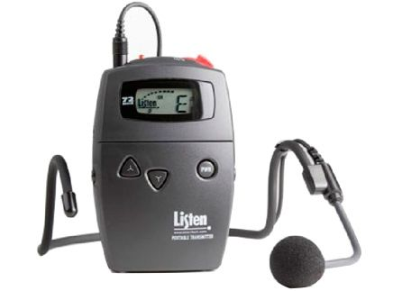 Listen LT-700-72 RF Transmitter at Hollywood Sound Systems