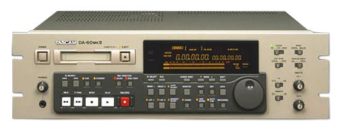 Tascam D-60 MKII Timecode DAT Recorder at Hollywood Sound Systems