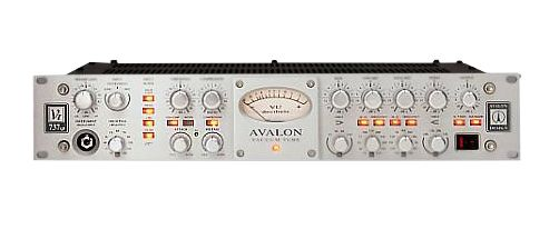 Avalon VT-737SP at Hollywood Sound Systems