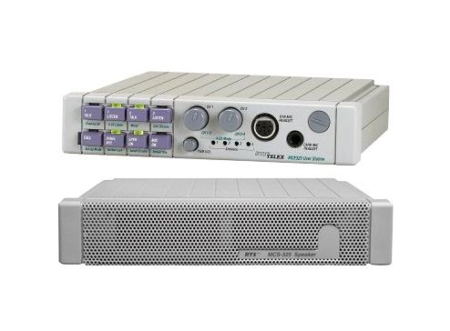 RTS MCE-325 User-Programmable Intercom Station at Hollywood Sound Systems