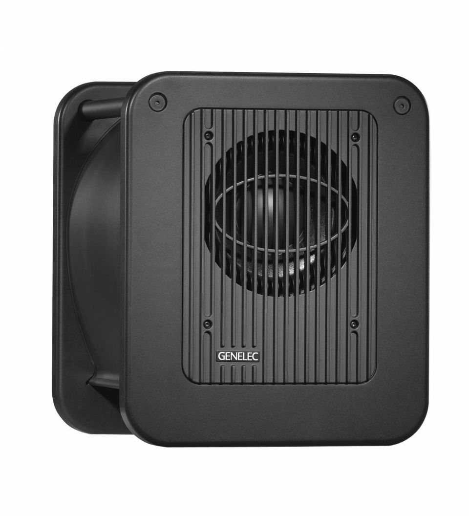 The Genelec 7050 Studio Subwoofer is at Hollywood Sound Systems.