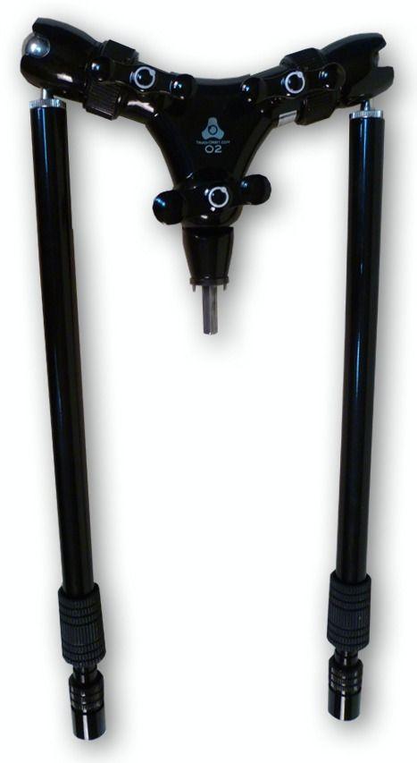 The Triad Orbit 2/O2 Dual-Arm Orbital Boom is at Hollywood Sound Systems.