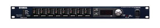 The Yamaha AD8HR AD Converter is available at Hollywood Sound Systems.