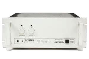 Perreaux 9000B Amplifier