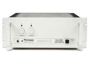 Perreaux 9000B Amplifier