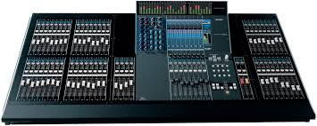 Yamaha M7CL-48 Digital Mixing Console at Hollywood Sound Systems