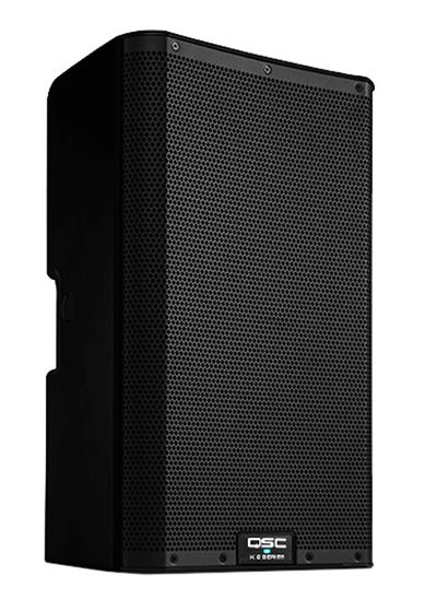 The QSC K10.2 Active PA Speaker System is available at Hollywood Sound Systems.