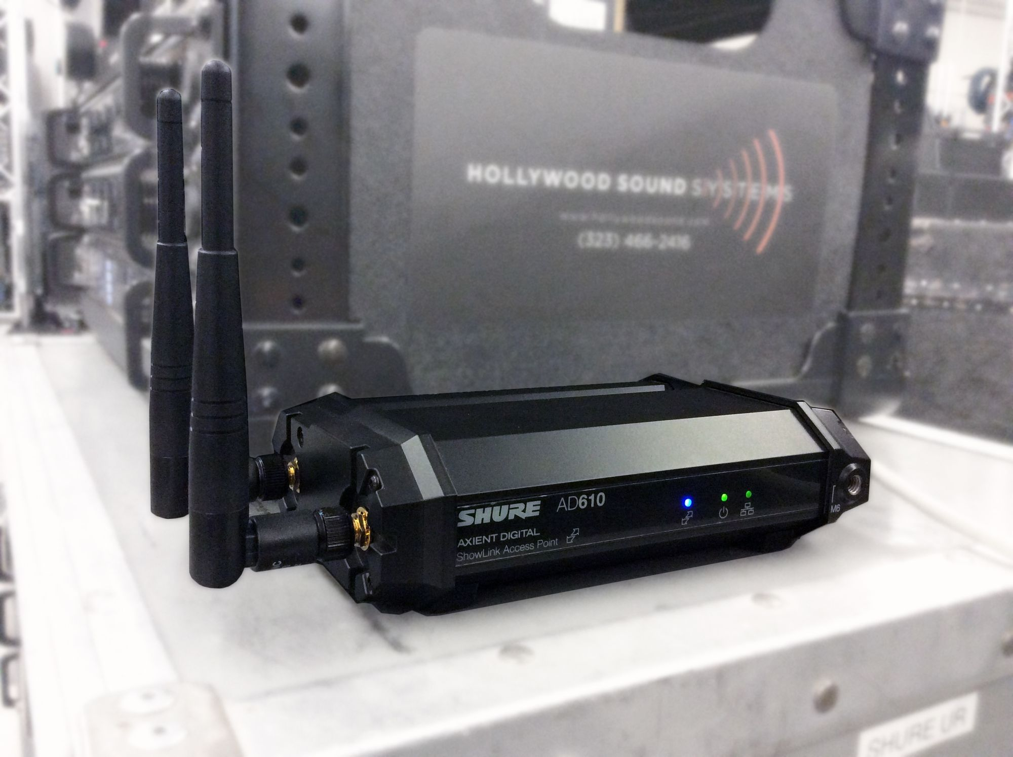 AD610 Diversity ShowLink® Access Point at Hollywood Sound Systems