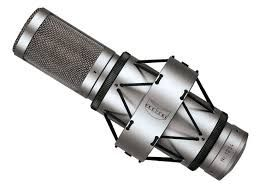 The Brauner VM1 Tube Condenser Microphone is at Hollywood Sound Systems.