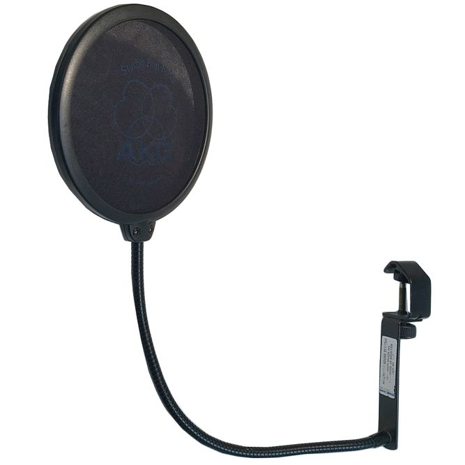 Hollywood Sound Systems has popper stoppers - the popular pop filters for podcasters.
