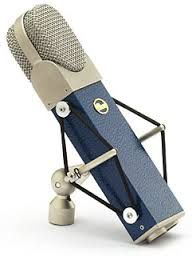 Blue Microphones Blueberry Cardioid Condenser Microphone is at Hollywood Sound Systems.