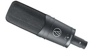 The Audio-Technica AT4050 Multi-Pattern Dual-Diaphragm Condenser Microphone is at Hollywood Sound Systems.