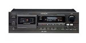 DENON DN 720R Stereo Cassette Deck at Hollywood Sound Systems.