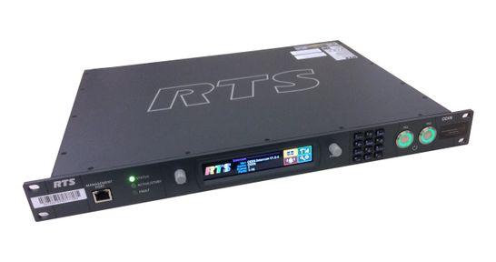 RTS ODIN OMNEO Digital Intercom Matrix System at Hollywood Sound Systems