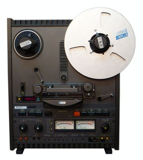 Otari MX-5050 Audio Tape Recorder at Hollywood Sound Systems