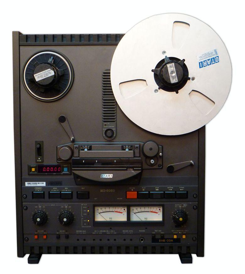 Otari MX-5050 Audio Tape Recorder at Hollywood Sound Systems