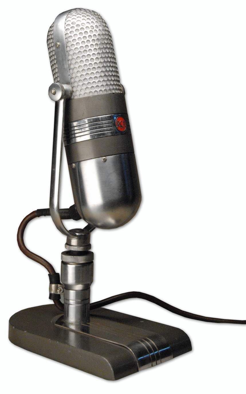 The RCA 77D Poly-Directional Ribbon Microphone at Hollywood Sound Systems