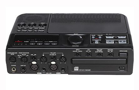 Marantz  CDR-300 Portable CD Field Recorder at Hollywood Sound Systems