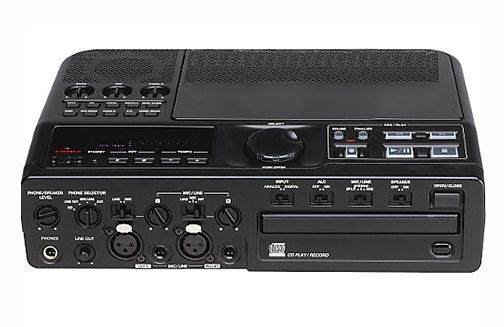 Marantz  CDR300 Portable CD Field Recorder at Hollywood Sound Systems