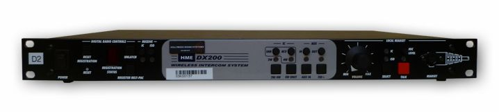 Clear-Com HME  DX-200 Wireless Intercom System at Hollywood Sound Systems