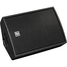 The Electro-Voice Xw15 X-Array Floor Monitor is available at Hollywood Sound Systems.