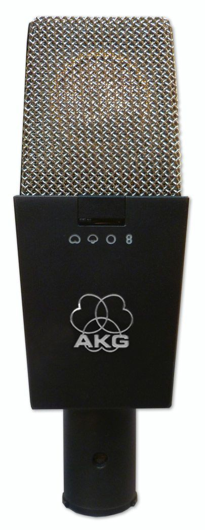 The AKG C414 B-ULS Condenser Microphone is at Hollywood Sound Systems.
