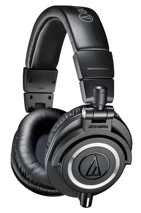 Audio-Technica ATH-M50X Monitor Headphone at Hollywood Sound Systems