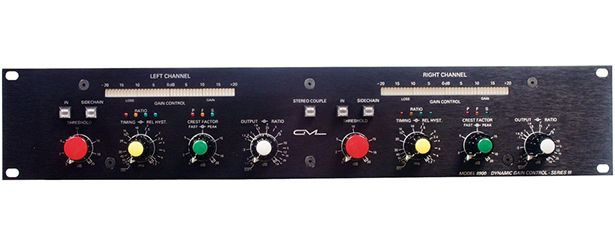 The GML 8900 Dynamic Range Controller is available at Hollywood Sound Systems.