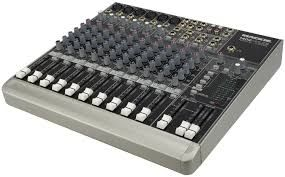 The Mackie 1402VLZ Pro Compact Mixer is at Hollywood Sound Systems.