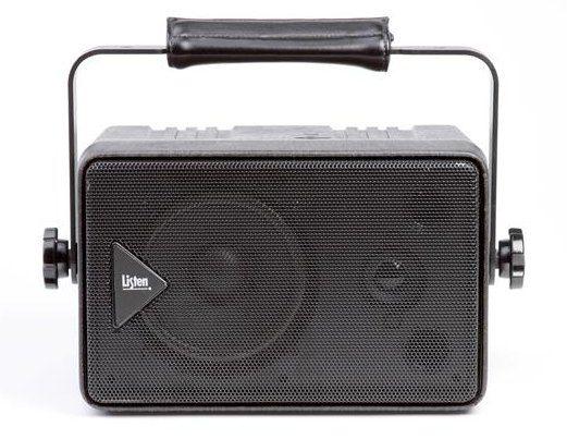 Listen Technologies LR-600-216 Wireless RF Receiver / Speaker at Hollywood Sound Systems