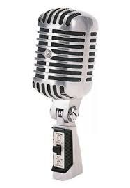 Shure 55SHII Unidyne Vocal Microphone at Hollywood Sound Systems