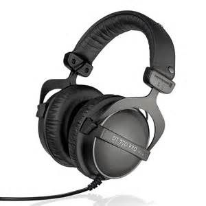 Beyer DT-770 Pro Reference Headphones at Hollywood Sound Systems
