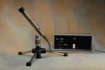 AKG / NORELCO C60 tube condenser microphone with power supply.JPG