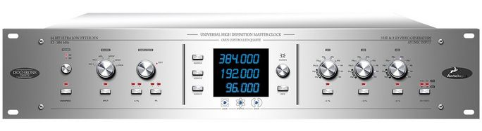 The Antelope Audio Isochrone Trinity Master Clock is at Hollywood Sound Systems.