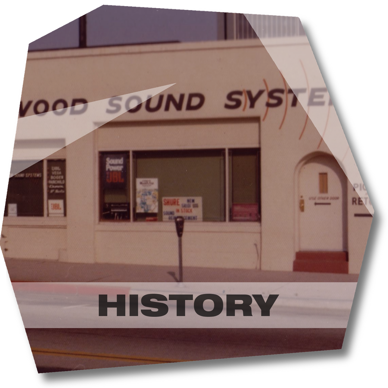 Hollywood Sound Systems history