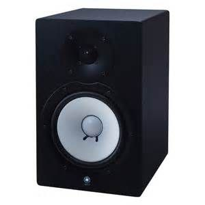 The Yamaha HS80M Powered Studio Monitor is at Hollywood Sound Systems.